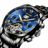TEVISE 9005 Stainless Steel Strap Mechanical Watch