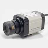 720P / 1080P Câmera grande angular de alta definição em cores Webcast Câmera USB Adequada para videoconferência remoto Ensinando a câmera IP de monitoramento em tempo real