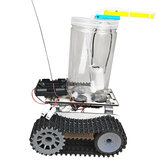 SNP75 Robot gaśniczy Mały zestaw montażowy dla majsterkowiczów