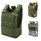 Kamuflaż Polowanie Wojskowa Kamizelka Taktyczna Wargame Ciało Molle Armor Polowanie Kurtka CS Zewnętrzna Dżungla Wyposażenie