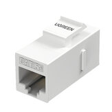 Ugreen Cat5 RJ45 Network Cable Extender Ethernet Extension Cable Adapter Network Connector Module NW161