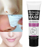 Latte purificante Peel-off Maschera