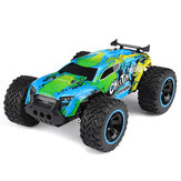 1/14 2WD 2.4G Big Foot Off-road RC Car High Speed 20km/h Vehicle Models