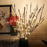 29 Inch 20LED Willow Branch Lamp Floral Lights Tree Party Garden Kerstversiering Lichten Kerstversiering Opruiming Kerstverlichting