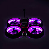 Diatone MXC Taycan Cinewhoop Part Colorful SW2812 LED Light Board & 4 PCS Duct RC Drone FPV Racing Cinewhoop