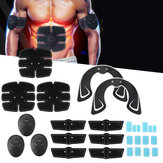 KALOAD 32PCS Braccio addominale Muscolo Trainer Hip Trainer Body Beauty Stimolatore