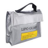 Segurança à prova de explosões à prova de fogo portátil Bolsa de 240X64X180mm Lipo Bateria