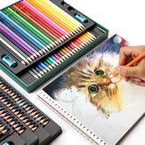 OBOS Oily Color Pencil Set 48/72/120/150 Color Professional Color Lead Brush Σχέδιο ζωγραφισμένο στο χέρι