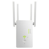 1200M Dual Band Wireless AP Repeater 2.4GHz 5.8GHz Router Range Extender WiFi Forstærker Signal Udvid WiFi Booster