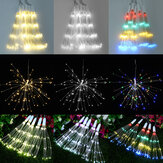5in1 400 LED Feu d'artifice Starburst Fairy String Light Outdoor Hanging Party Lamp