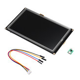 Nextion Enhanced NX8048K070 Módulo TFT LCD HMI Inteligente Inteligente Smart USART UART Nextion TFT