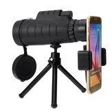 40X60 Wifi Infrared IR HD 1080P BAK4 Monocular Night Vision Telescope Phone Camp