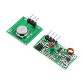 3pcs 315 MHz XD-FST XD-RF-5V Transmetteur Sans Fil Module Module Pas Super-hétérodyne