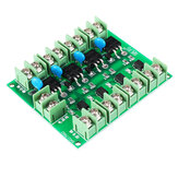 2Pcs F5305S Mosfet Module PWM Input Steady 4 Channels 4 Route Pulse Trigger Switch DC Controller E-switch MOS FET Field Effect Switch