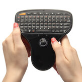 N5901 2.4GHz Wireless Mini Keyboard Trackball Air Mouse