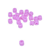 20 PCS SupraRC M2x4 M2 Anti-vibration Standoff Rubber Damping Ball for F7BT Flight Controller ESC RC Drone FPV Racing