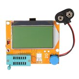 Geekcreit® LCR-T4 12864 LCD Tester grafico per transistor Resistance Capacitance ESR SCR Meter