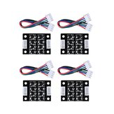 BIQU® 4PCS New TL-Smoother V1.0 Addon Module For 3D Printer Motor Drivers