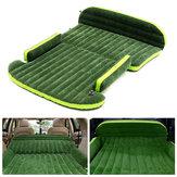 Inflável colchão carro assento traseiro ar cama estender almofada dedicada para suv