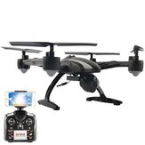 JXD 509W WiFi FPV Met 720P Camera Koplose modus High Hold Mode 2.4GHz 4CH 6-Aixs RC Quadcopter RTF