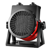 220V2000Wポータブル電気赤外線スペースパティオヒーター屋外調節可能