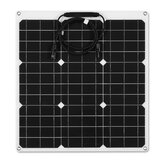120W 18V Monocrystalline Highly Flexible Solar Panel Tile Mono Panel Waterproof