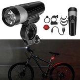 WHeeLUP600LMКомплектдлявелосипедных сидений Велосипедный фонарик для подсветки фонарей USB USB-перезаряжаемый IPX4 Водонепроницае