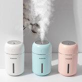 Remax 280ML MINI Ультразвуковой увлажнитель воздуха с романтическим Лампа USB Авто Туман Maker Aroma Масло Диффузор Ароматерапевтические увлажнители