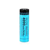 IMALENT MRB-217P40S 4000mAh de alta capacidade 21700 Bateria Type-C Bateria recarregável para lanterna LED