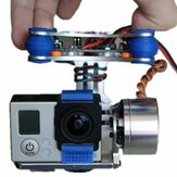 2 Axis Brushless Action Camera Gimbal with Controller Support Remote Control for GoPro 3 FPV Racing RC Drone