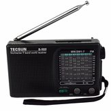 Tecsun R-909 FM AM SW Full-time Semiconductor Multiband Stereo Radio Receiver