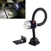 90-220V6W500mmSHCD6006 Industriale CNC Tornio Strumento Luce Fresatrice Luce del Lavoro Con Base Magnetica / Fissa