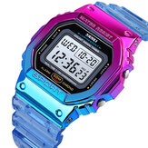 SKMEI 1622 Dazzling Women Digital Watch Fashionable Alarm Chronograph Sport Wrist Watch