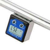 BB-180 360 Degree Digital Mini Bevel Box Angle Gauge Meter Protractor Magnets Base  Inclinator Level Tool
