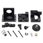 Titan Extruder Kit Voor V6 J-head Bowden 1.75mm Filament met Hotend Driver Ratio 3: 1 voor 3D Printer