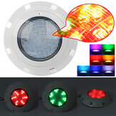 AC12V 72W 7-Color RGB LED Swimming Pool Light Underwater Lamp + Remote Control
