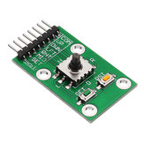 Five Direction Navigation Button Module Rocker Joystick Independent Game Push Button Switch Geekcreit for Arduino - products that work with official Arduino boards