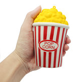 Squishy Pop Corn 12cm Soft Slow Rising 8s Kolekcja Gift Decor Toy
