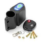 BIKIGHT Bike Alarm Anti Theft serratura con Wireless remoto Control Cycling Bicycle Bike Security