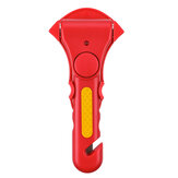 2Pcs Reflective Fluorescent Strip of Safety Hammer With Alarm Function