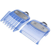 2/8/10Pcs 1.5-25mm Hair Clipper Limit Comb Guide Attachment Replacement for WAHL Hair Clipper