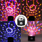 LED Stage lampada Magia Effetto lampada USB Stage Light Disco Ball Light Party lampada Colorful per KTV Party Supplies