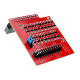 8 Channel Logic Level Converter Bi-Directional Module 5V to 3.3V For Raspberry Pi /