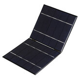 Solar Power Panel Folding Portable Power USB Output Charger For Travel Outdoor Camping