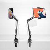 Desktop Bed Keuken Kantoor Lui Lange Arm Telefoonhouder Tabletstandaard 360 graden rotatie Voor 4.0-12.9