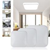 Bright Square LED Plafond Blanc Froid Panneau Lumineux Mur Cuisine Chambre Lampe
