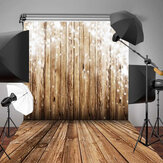 3x5FT Retro Wood Vinyl Studio Photo Photography Backdrop Wall Floor Background