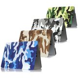 Camouflage Pattern PC Laptop Hard Case Deksel Beskyttende Shell For Apple MacBook Air 11,6 tommer
