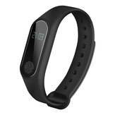 Bakeey M2 Cuore Pedometro con monitor del sonno, sport Colorful Smart Bracelet Smart Watch
