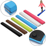 48X3.39x2.6inch Gymnastics Floor GYM Balance Beam Professional Skill Performance Training Equipment